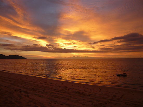 ペナン島の天気予報と週間天気予報