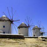 ミコノス島の天気予報と週間天気予報
