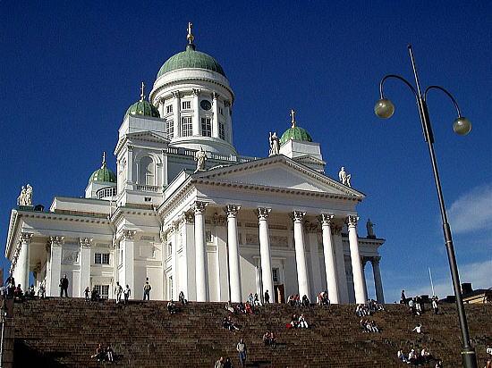 ヘルシンキの天気予報と週間天気予報
