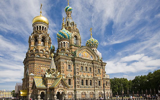 サンクトペテルブルクの天気予報と週間天気予報