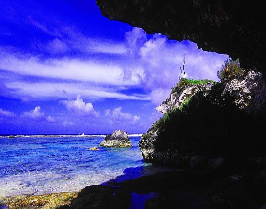 テニアン島の天気予報と週間天気予報