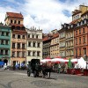 ワルシャワの天気予報と週間天気予報