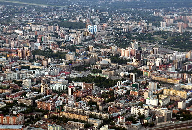ノヴォシビルスク