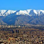 テヘランの天気予報と週間天気予報